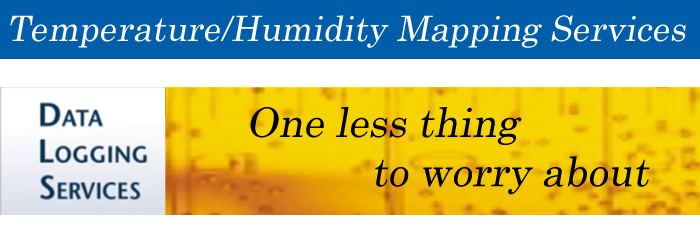 temperature humidity mapping