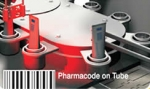 Pharmacode on Tube
